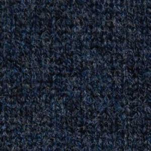 Gran Sasso Roll-Neck Blue Melange