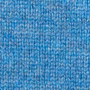 Gran Sasso Roll-Neck Sky-Blue