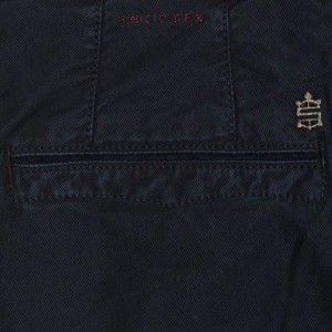 Incotex Tricochino Slacks Blue