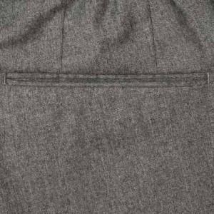 Incotex Flannel Drawstring Grey