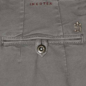 Incotex Slacks Trousers Taupe