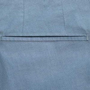 Incotex Trousers Ice-Cotton Light Blue
