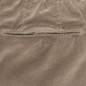 "Incotex Trousers ""Millerighe"" Beige"