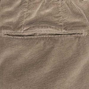 "Incotex Trousers ""Millerighe"" Beige"