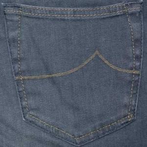 Jacob Cohen J622 Velcro Label 1581 Grey