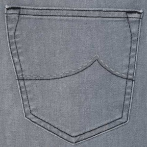 Jacob Cohen J622-Slim Comf Grey 5101