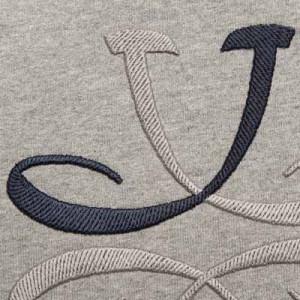 Jacob Cohen Logo Hoodie Grey