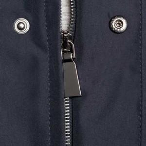 Manto Trenchcoat Blue