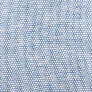 Xacus Cotton-Silk Jersey Light Blue