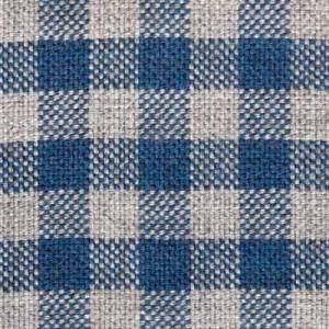 Mazzarelli Shirt Checkered Blue-Grey