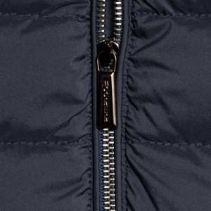 Moorer Bodywarmer Calaf-S3 Blue
