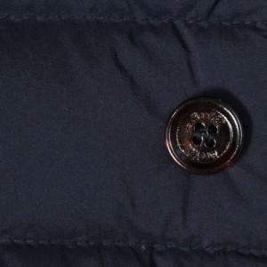 """Moorer Vest """"SIDNEY"""" Blue"""