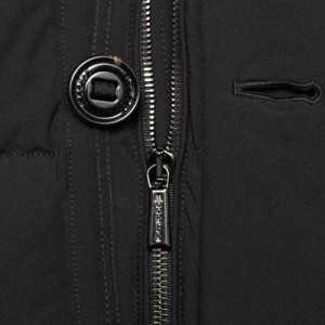 Moorer Gorner-KN Downjacket Black
