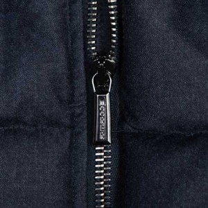 Moorer Peacoat FLORIO-LL Blu Grey