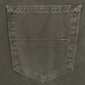 Re-Hash Cotton 5-Pocket Green