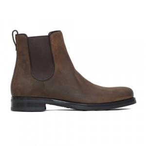 Testoni Boots Brown