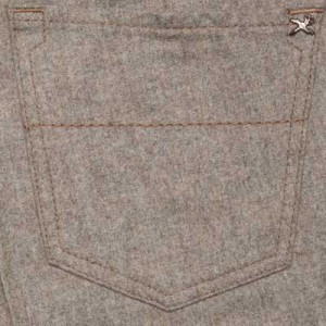 "Tramarossa Flannel 5-Pocket ""Leonardo"" Beige"