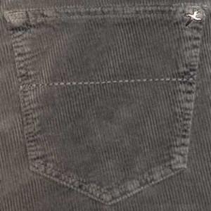 """Tramarossa 5-pocket Ribcord Grey """"Leonardo"""""""