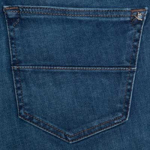 Tramarossa Denim Destroyed Blue