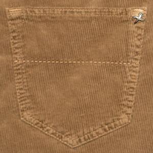 """Tramarossa 5-Pocket Ribcord """"Leonardo"""" Camel"""