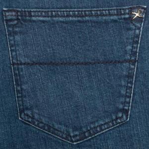 Tramarossa 1980 Comfort Denim Blue