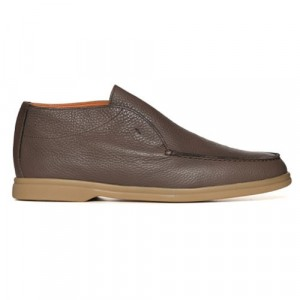 Andrea Ventura Sailor Deerskin Brown