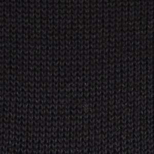 Zanone Polo V-neck Cotton Black