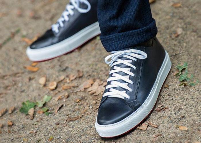 Andrea Ventura shoes lines up