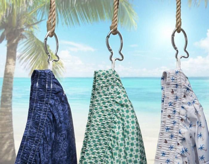 A nice line of Fedeli Swimwear